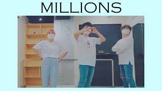 WINNER(위너) - Millions(밀리언스)(3인 ver.) | 커버댄스 Dance cover [KKU…