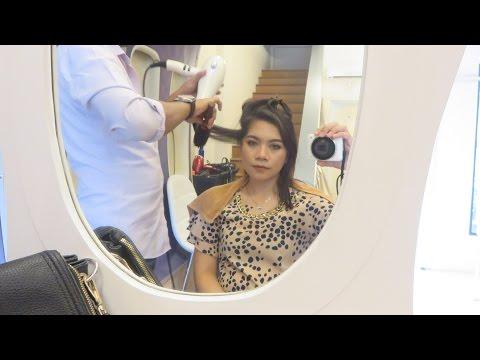 Weekly Vlog #4 : Beauty Lounge Salon, Makan Sushi Tei