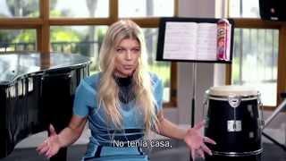 Fergie, en exclusiva para ELLE