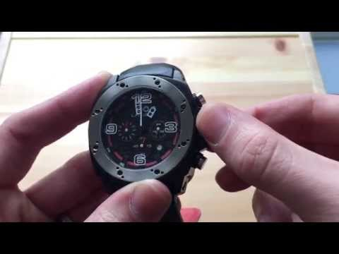 Lapizta Oryx L21 Watch Review