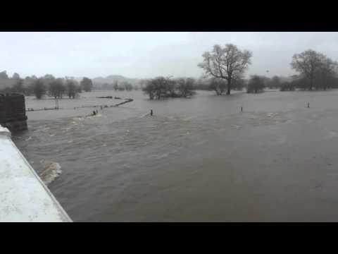 Chatburn Flood 2015