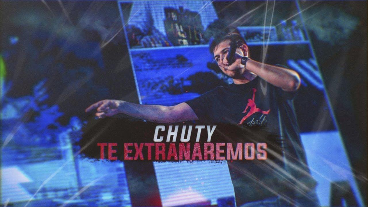 GRACIAS POR TODO CHUTY ☹️ MEJORES MINUTOS DE CHUTY EN FMS