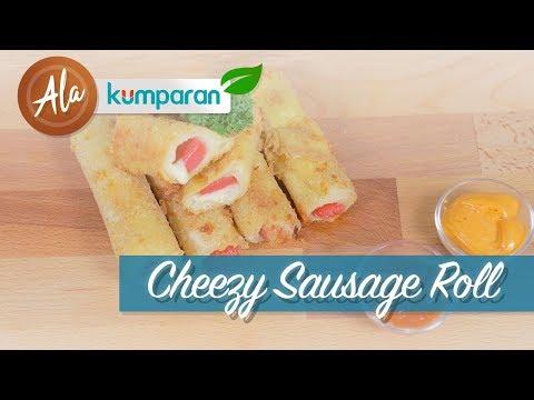 Ala kumparan: Cheezy Sausage Roll