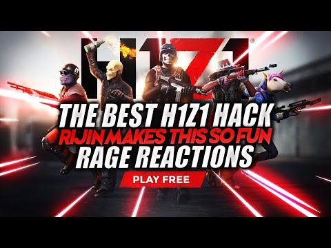 NEW SPEED CHEAT IN H1Z1 - ESP AND MORE! + REACTIONS (H1Z1