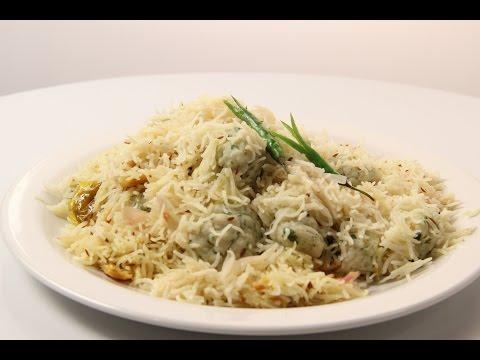 Fish Kofta Pulao | Cooksmart | Sanjeev Kapoor Khazana
