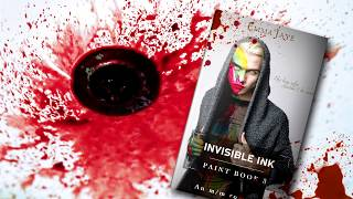 Invisible Ink. Paint #3 cover reveal