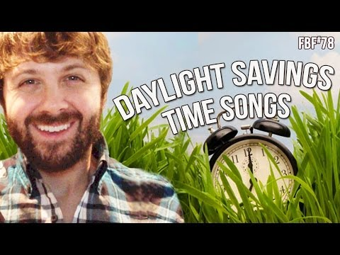 BEST SONGS WITH THE WORD TIME IN THE TITLE Happy Daylight Savings!