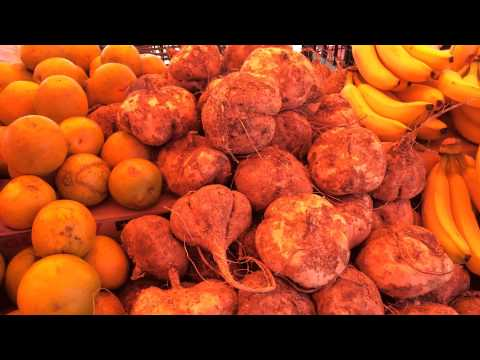Traditional Midweek Market Izcalli Mexico