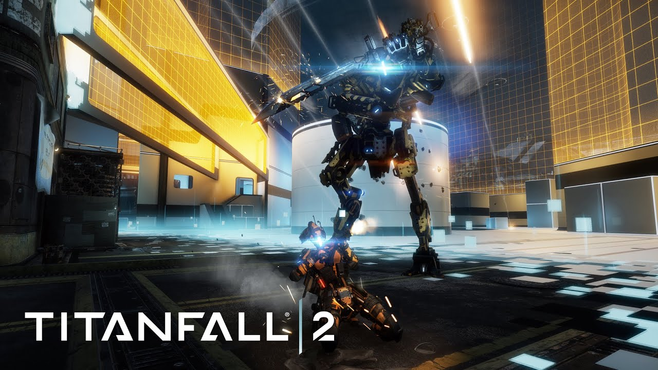 Battlefield Hardline Hd Wallpaper Titanfall 2 The War Games Gameplay Trailer Youtube