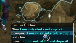 TEN COAL from a singe rock (old living rock caverns)