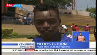 Mount Kenya united head coach Melis Medo still optimistic