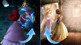Принцессы Диснея: помни кем ты была! Disney Princess: remember who you were!