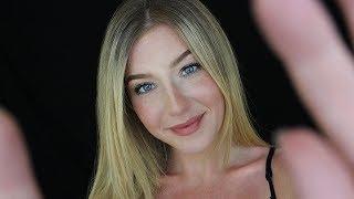 ASMR Massage Scalp and Face Binaural Roleplay