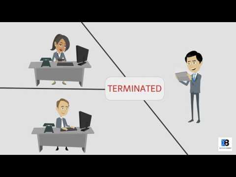 Message Bandit Keyboard Corporate 2017 Animation