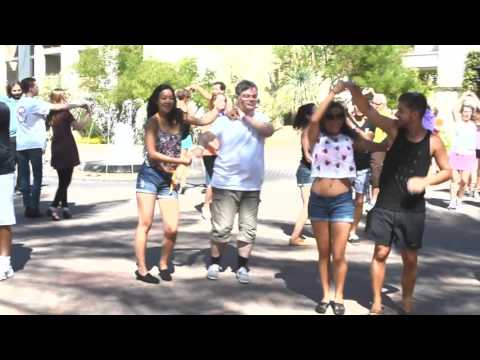 Phoenix  International West Coast Swing Flashmob 2016
