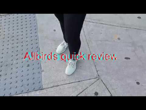Allbirds Runners Quick Review