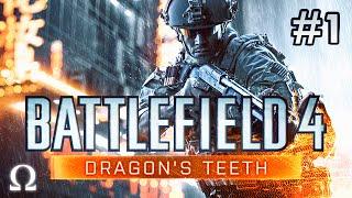 Battlefield 4 Dragon's Teeth | #1 - WE TAKE THE MINXY CHALLENGE | Ft. Sp00n, Minx