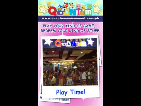 Quantum Amusement Digital Billboard Ad