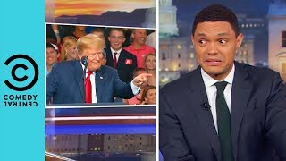 Donald Trump's War In Space | The Daily Show With Trevor Noah