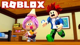 THE WORLD'S WORST BABY 👶 WHO'S YOUR DADDY on ROBLOX Roblox Where's the Baby English