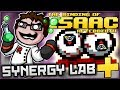 The Binding Of Isaac Afterbirth Synergy Lab ULTIMATE POP NEW ITEM INFINITE AWESOME mp3
