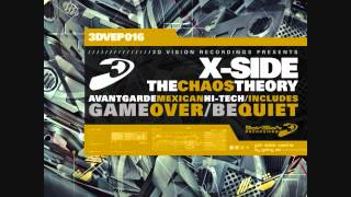 X-Side - Be Quiet (WAV)