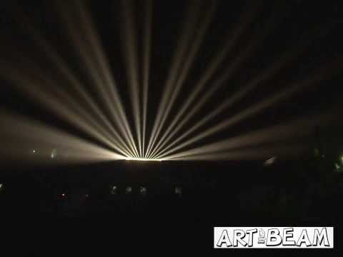 Art beam Lighting 260W Lighting Show