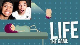 DEIN LEBEN IN 10 MINUTEN ! Life: The Game | PrankBrosGames