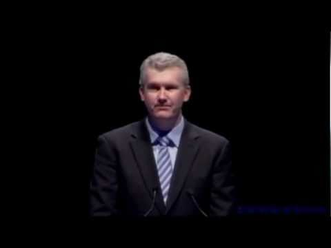 Former Sustainability Minister Tony Burke releases Sustainable Australia - Sustainable Communities