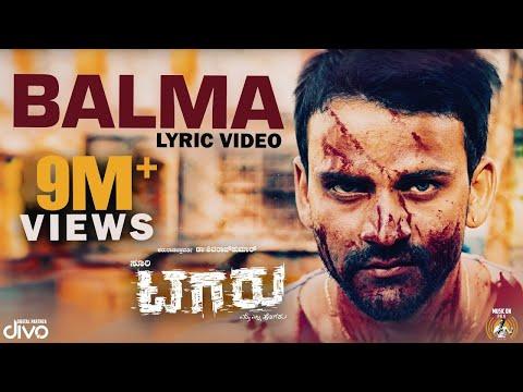 Tagaru - Balma (Lyric Video) | Shiva Rajkumar, Dhananjay | Bhavana, Manvitha | Charanraj