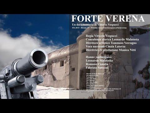 """La fine del forte Verena. Tratto dal documentario """"FORTE VERENA"""" di Vittorio Vespucci"""