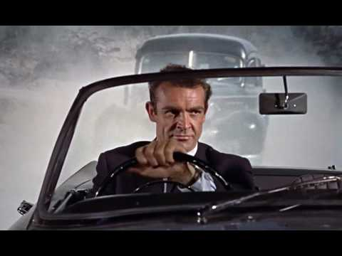 Dr. No - Car Chase Scene - © Metro-Goldwyn-Mayer Studios Inc.