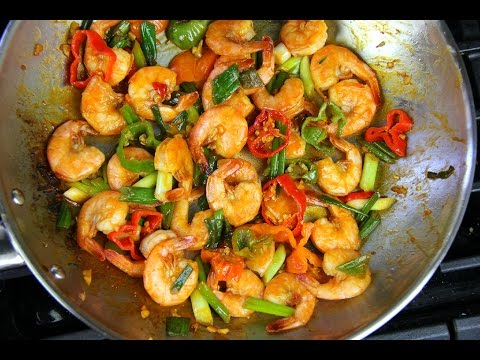 The Ultimate Pepper Shrimp | CaribbeanPot.com