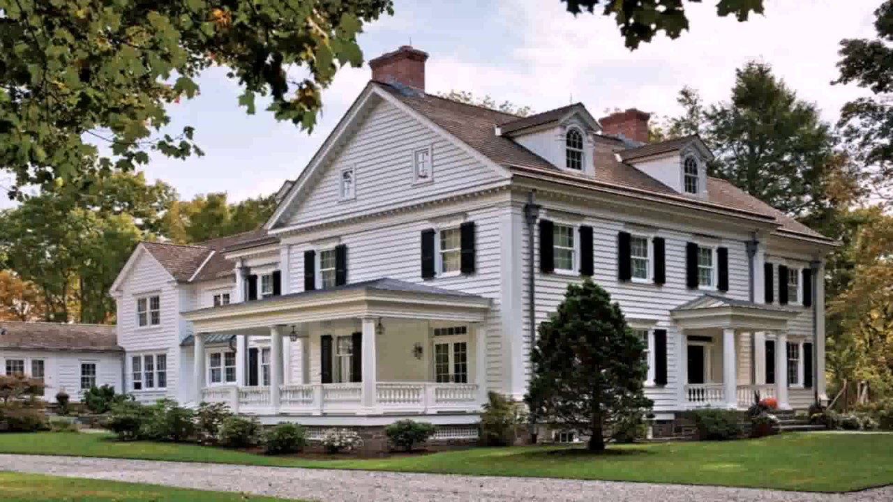 Old House Architecture Styles Youtube