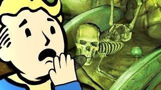 5 жутких и секретных мест в Fallout 4 Страшные места