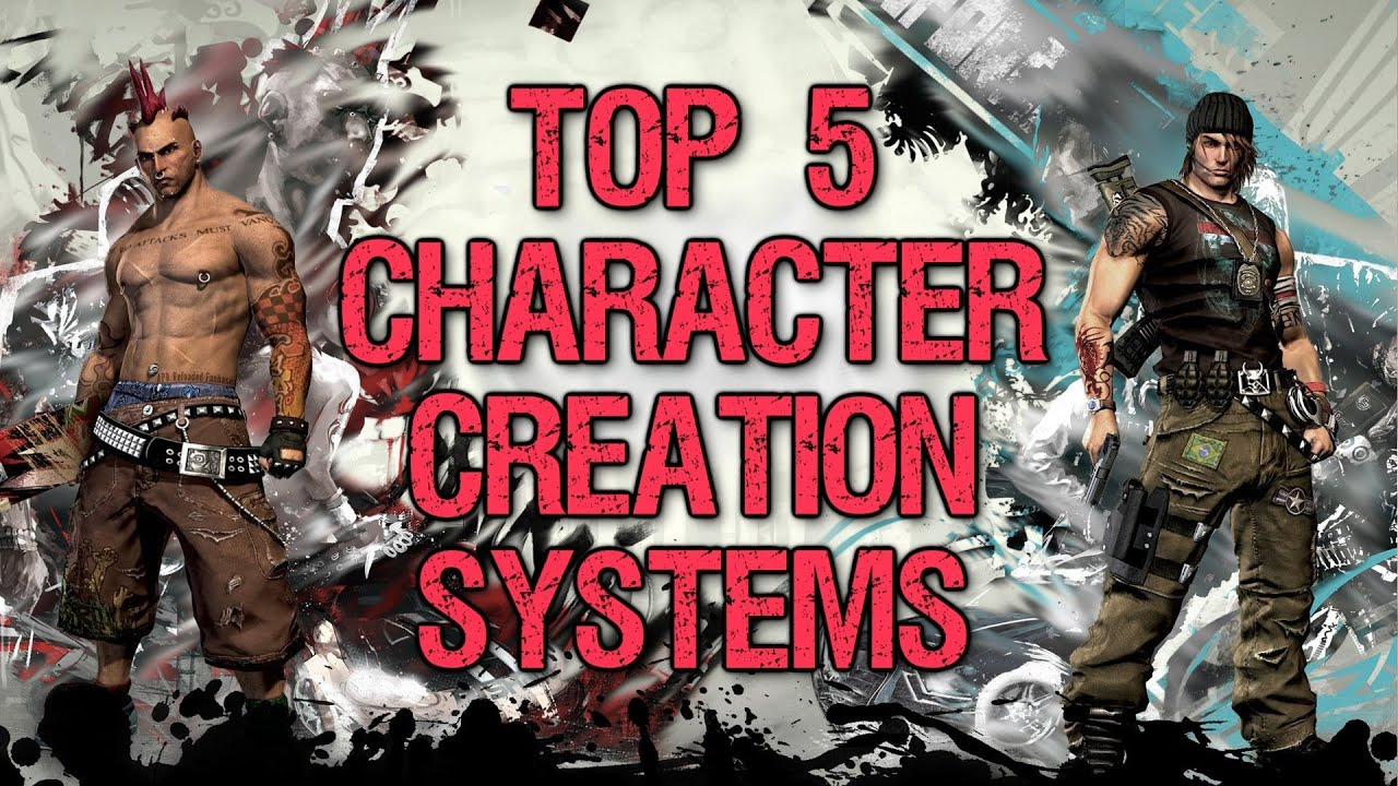 2d Character Design Software Download : Top ultimate character creation systems youtube