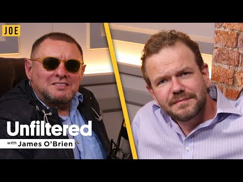 Shaun Ryder on Happy Mondays, Manchester and coming off drugs | Unfiltered with James O'Brien #44 Mp3