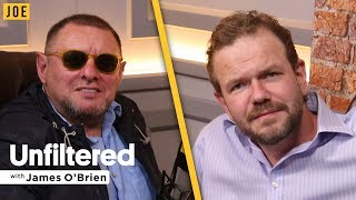 Shaun Ryder on Happy Mondays, Manchester and coming off drugs | Unfiltered with James O'Brien #44