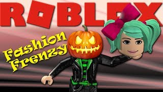 Halloween-Kostüm Anzieh! Roblox Fashion Frenzy SallyGreenGamer Geegee92 Familienfreundlich