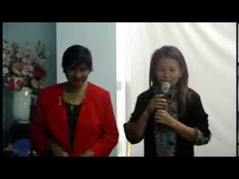 Sayama Rhoda at RCF Ottawa Youth Camp / Aug 10, 2013 / Canada.