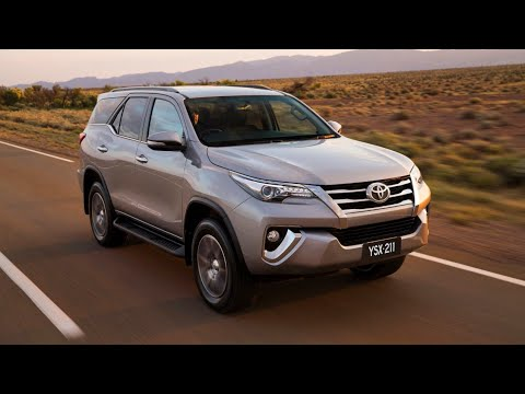 New Toyota Fortuner 2018 Youtube