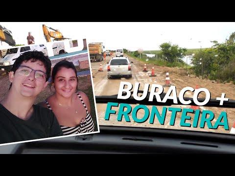 FRONTEIRA BRASIL COM URUGUAI - CHUÍ / CHUY   Trilhando Rotas   Marcos E Alessandra   T4EP011