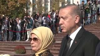 Vizita Presedintelui Turcia Recep Tayyip ERDOGAN in RM