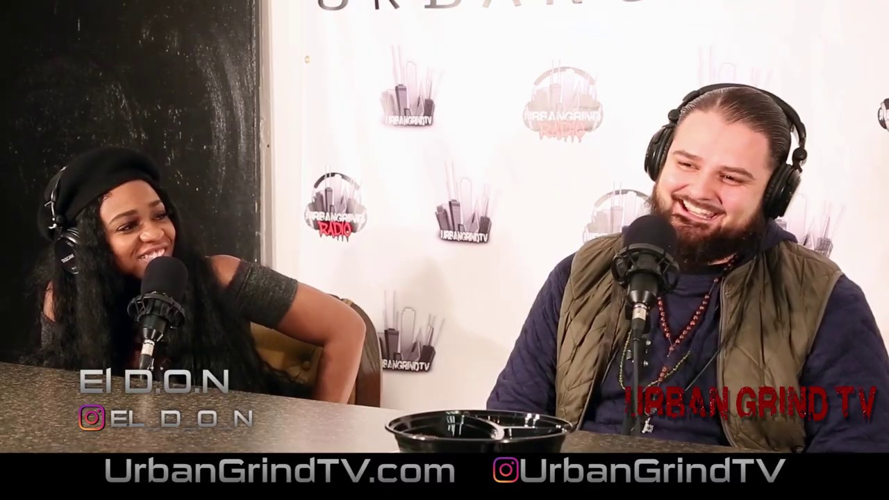 @UrbanGrindTV Urban Grind Radio interview with #Spanish #HipHop Artist E.L. DON from MobbedUpRecords
