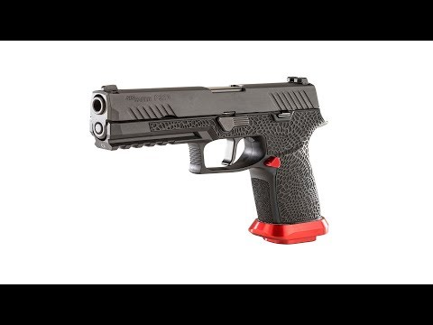 Springer Precision Modifications for the SIG P320  #205