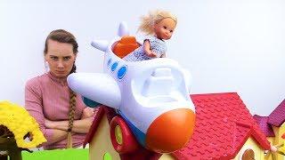 Штеффи спасает 23 февраля - Видео для девочек
