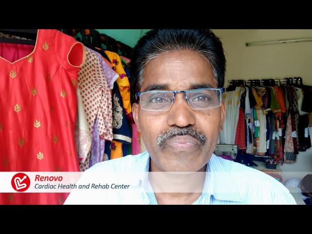 Testimonial - Mohan Poojari