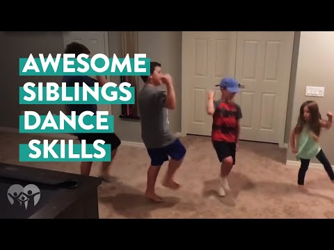 Siblings Dance