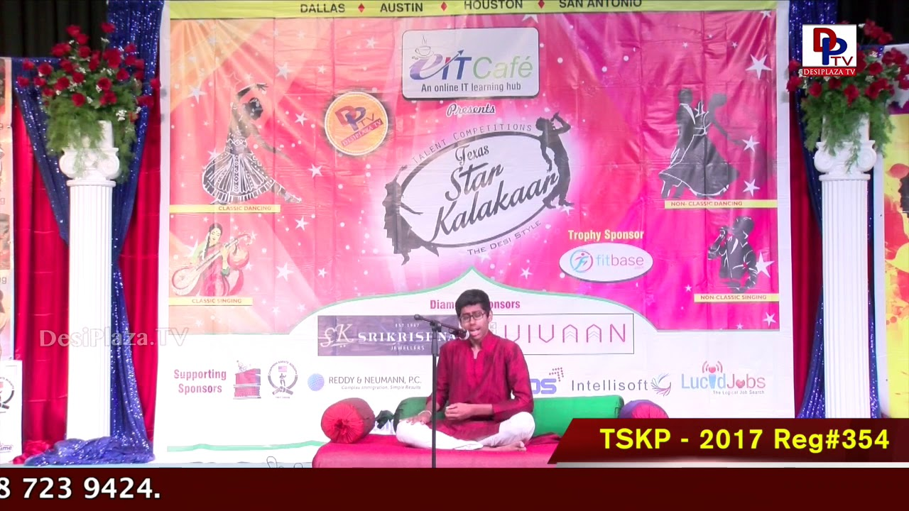 Finals Performance - Reg# TSK2017P354 - Texas Star Kalakaar 2017