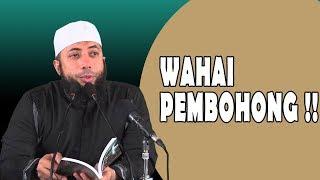 Download Mp3 Untukmu Wahai Pembohong & Penipu   Ust. Khalid Basalamah